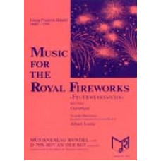 Music from the Royal Fireworks (Ouvertüre)