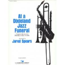 A Dixieland Jazz Funeral