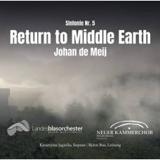 Return to Middle Earth (CD)