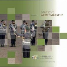 Deutsche Armeemärsche Band 1 (CD)
