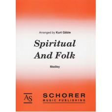 Spiritual and Folk
