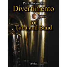 Divertimento for Tuba and Band