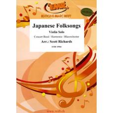 Japanese Folksongs