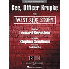 Gee, Officer Krupke