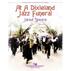 At a Dixieland Jazz Funeral