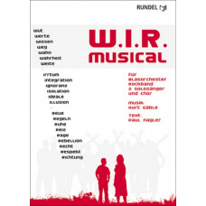 W.I.R. - Rock Musical (Stimmen-Set)