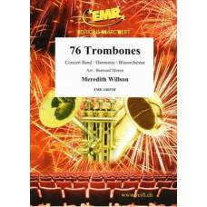 76 Trombones (Marschbuchformat)