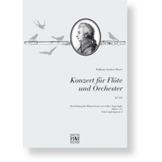 Konzert für Flöte und Orchester, KV 314