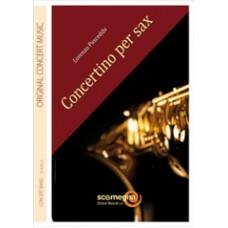 Concertino per Sax