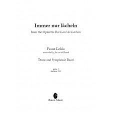 Immer nur lächeln (from the Operetta Das Land des Lächelns)