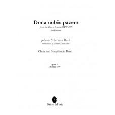 Dona nobis pacem (Chor und Blasorchester)