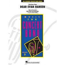 Selections from Dear Evan Hansen