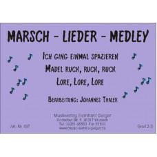 Marsch-Lieder-Medley