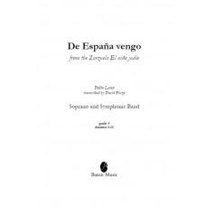 """De Espana Vengo (aus """"Zarzuela El nino judio"""""""