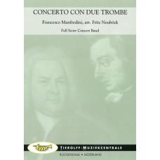 Concerto Con Due Trombe