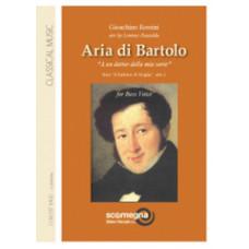Aria di Bartolo - A un dottor de la mia sorte