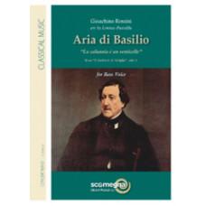 Aria di Basilio - La calunnia è un venticello
