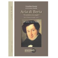Aria di Berta - Il vecchiotto cerca moglie