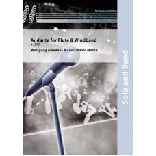 Andante for Flute & Windband