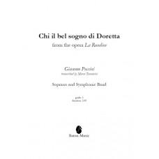"""Chi il bel sogno di Doretta (aus """"La Rondine"""")"""