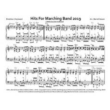 Hits For Marching Band 2019
