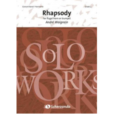 Rhapsody for Flugelhorn