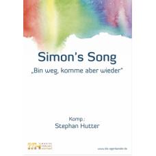 Simon's Song (Bin weg, komme aber wieder)