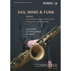 Sax, Wind & Funk (Medley)