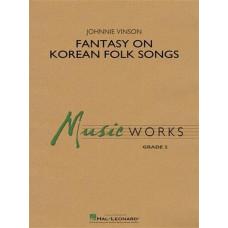 Fantasy on Korean Folk Songs