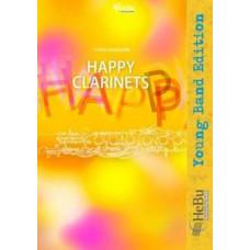 Happy Clarinets (Solo für 3 Klarinetten)